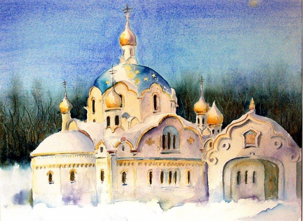 Monastère de Minsk