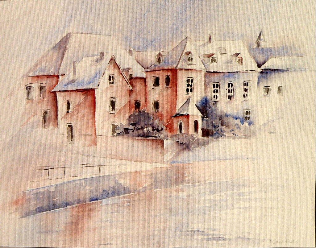 La Maison Rose à Namur