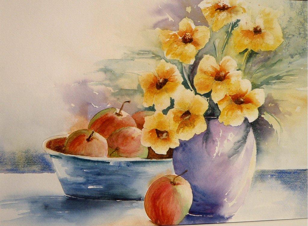 Pannier de pommes