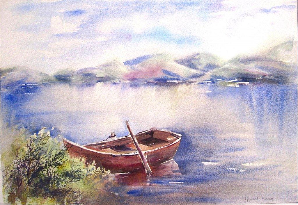 Barque-oubliée