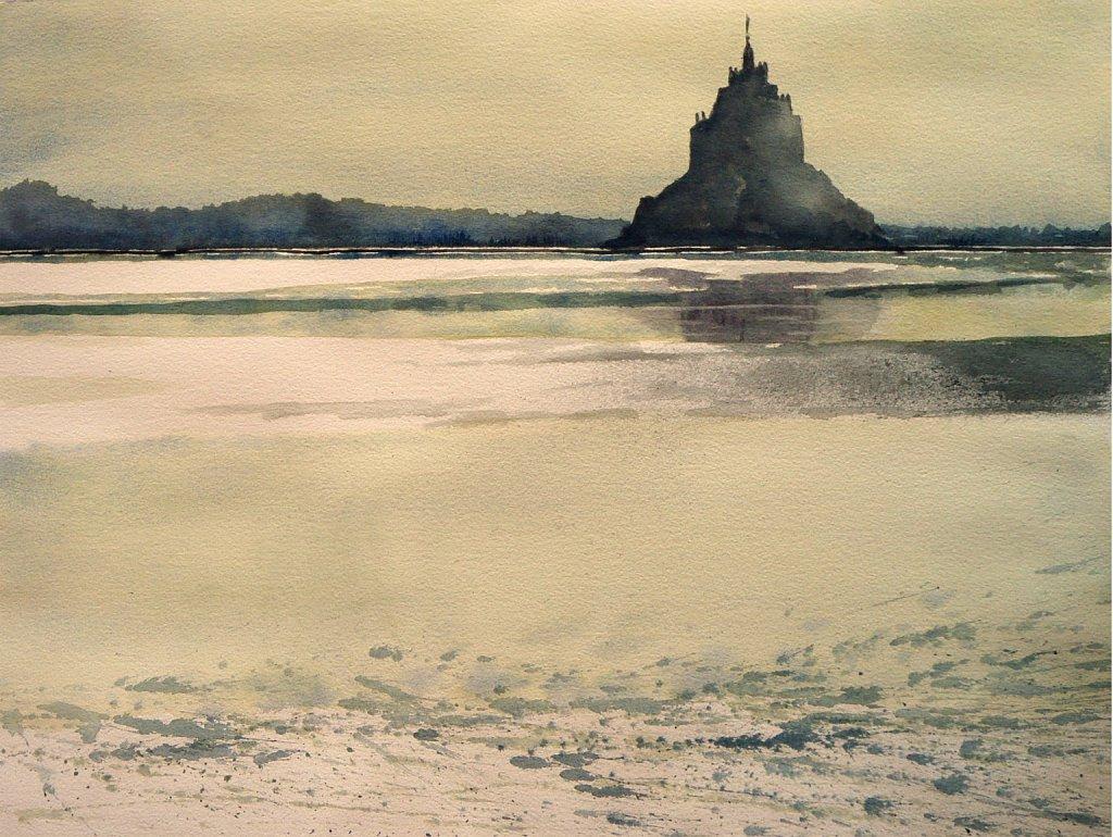Mont-St-Michel.
