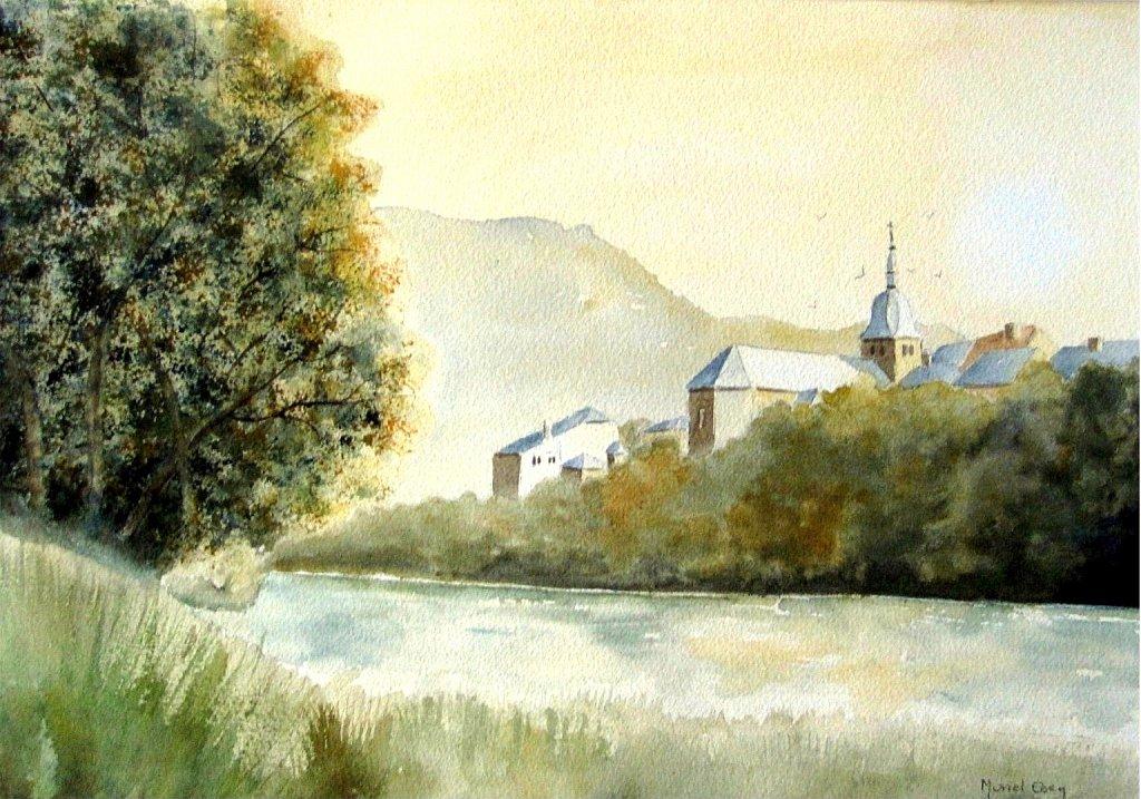 Chassepierre église